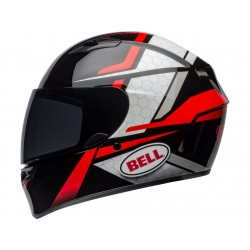 Casque BELL Qualifier Flare Gloss Black/Red